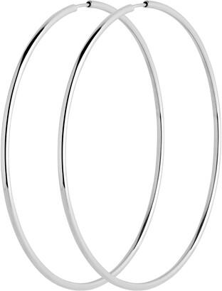Maria Black Senorita 70mm Endless Hoop Earrings