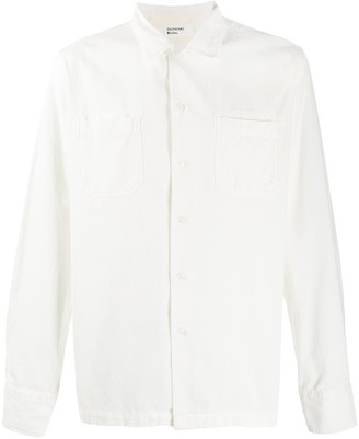 Universal Works Ribbed Long Sleeve Shirt