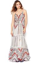 Leon Silk Maxi Dress