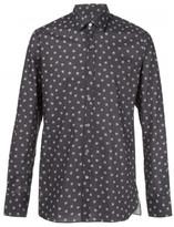 Lanvin spider print shirt