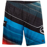 Quiksilver Rangled Board Short (Toddler Boys)