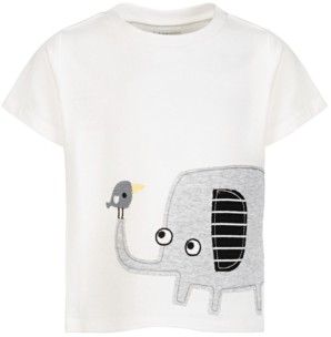 First Impressions Toddler Boys Elephant Cotton T-Shirt, Created for Macy's
