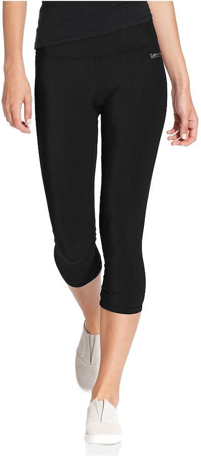Calvin Klein Capri Leggings