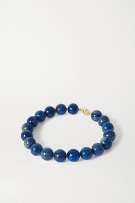 Sophie Buhai Perriand Gold Vermeil Lapis Lazuli Necklace - Blue