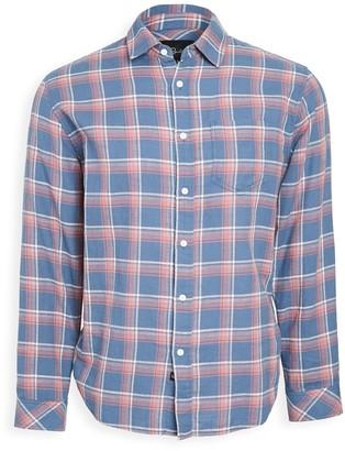 Rails Long Sleeve Wyatt Shirt