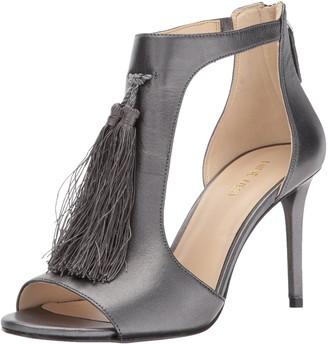 Nine West Women's Richard Metallic Heeled Sandal