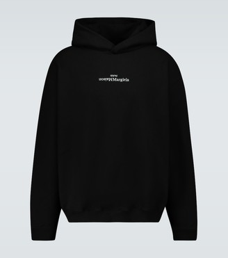 Maison Margiela Upside down logo sweatshirt
