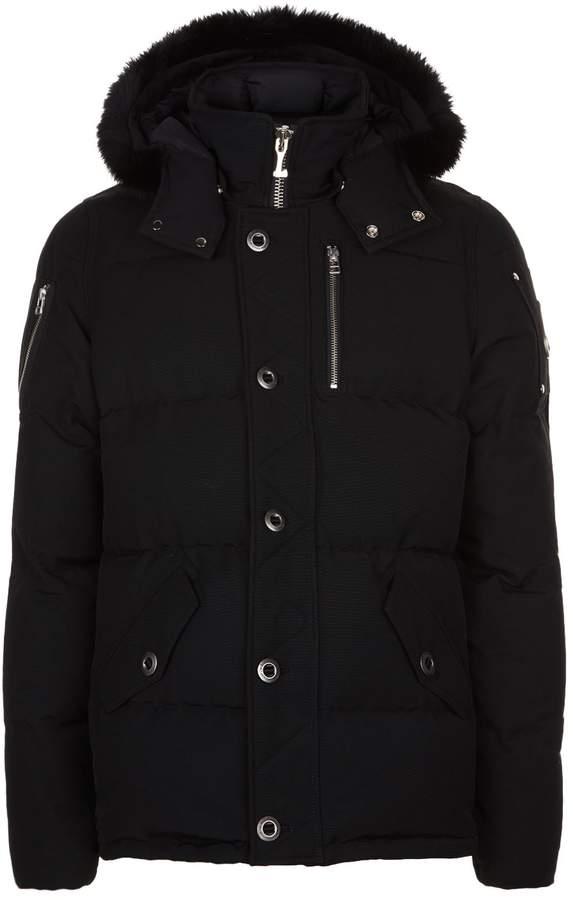 Moose Knuckles 3Q Jacket with Hood