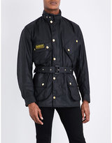 Barbour The Trees Are Sentinels Waxed-cotton A7 International Jacket