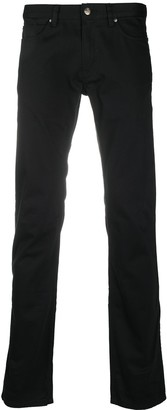 HUGO BOSS Low-Rise Slim Fit Jeans