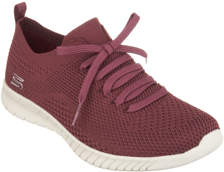 Skechers Lace Womens Shoes | Shop the