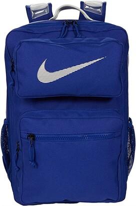 Nike Utility Speed GFX Backpack (Deep Royal/Deep Royal/Light Orewood Brown) Backpack Bags