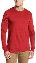 MJ Soffe Men's Pro Weight Long-Sleeve T-Shirt