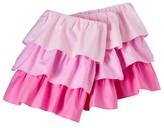 Circo Triple Ruffle Solid Crib Skirt