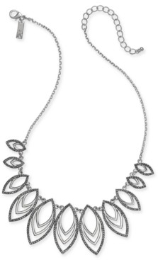 """INC International Concepts Inc Navette Statement Necklace, 18"""" + 3"""" extender, Created for Macy's"""