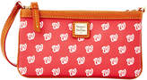 Dooney & Bourke Washington Nationals Large Wristlet