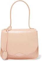 Rochas Textured-leather shoulder bag