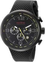 Redline Red Line Men's RL-50057-BB-01-YEL Apex 12 Analog Display Japanese Quartz Watch