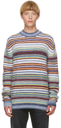 Acne Studios Multicolor Striped Sweater