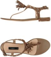 Twiggy Thong sandals