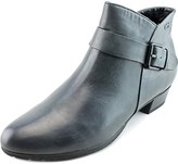Gerry Weber Caren 07 Women Round Toe Leather Gray Ankle Boot.