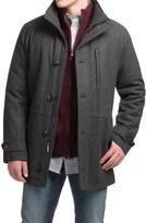 London Fog Antone Wool Blend Car Coat (For Men)