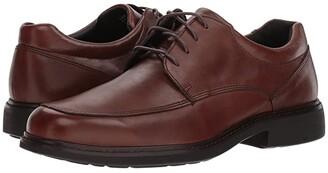 DREW Park (Black Leather) Men's Shoes