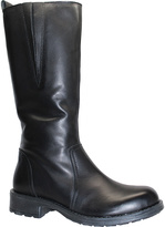 Eric Michael Black Leather Caterina Boot