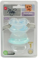 Nuby Gum-Eez First Teether - Girl - 0+ Months - 2