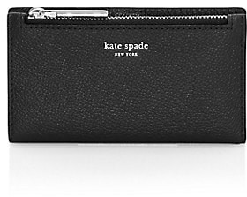 Kate Spade Small Margaux Bi-Fold Leather Wallet