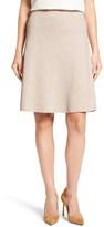 Nic+Zoe Texture Knit Flirt Skirt (Regular & Petite)