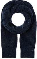 Barneys New York MEN'S DONEGAL TWEED KNIT SCARF