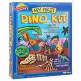 SCIENTIFIC EXPLORER Scientific Explorer My First Dino Kit 7-pc. Discovery Toy