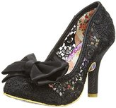 Irregular Choice Mal E Bow, Women Closed-Toe Pumps,(39 EU)