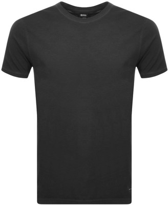 BOSS Casual Troy T Shirt Black