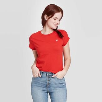 Universal Thread Women's Standard Fit Short Sleeve Crewneck T-Shirt - Universal ThreadTM