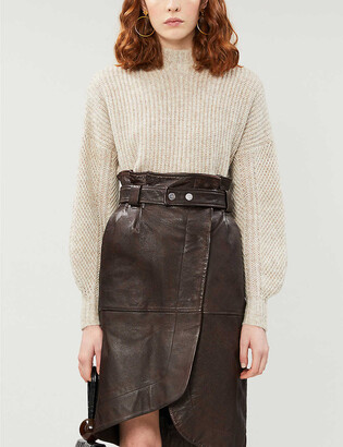 Ted Baker Gorrga open-knit jumper