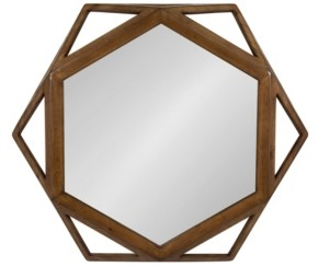 Laurèl Kate and Cortland Wood Framed Mirror