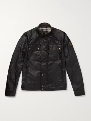Belstaff Racemaster Slim-Fit Waxed-Cotton Jacket