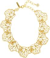 Oscar de la Renta Coral Branch Necklace