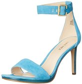 Nine West Women's Meantobe Suede Heeled Sandal