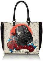 Loungefly Star Wars Darth Vader Tattoo Tote Shoulder Bag