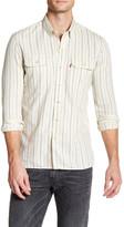 Levi's Levi&s Selvedge Jackson Stripe Long Sleeve Shirt