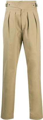 Isabel Marant Geny high-rise trousers
