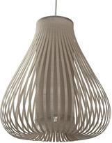 Houseology PR Home Balloon Hanging Shade Taupe