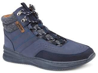 X-Ray XRAY Luke Almond Toe Lace-Up Boot
