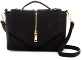 Urban Expressions Decker Faux Leather Convertible Crossbody