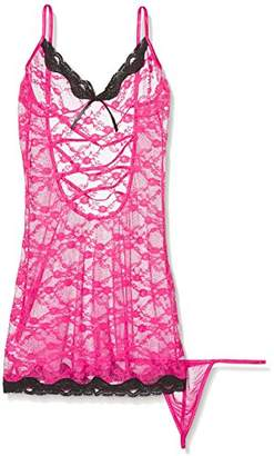 Intimax Women's R7441 Baby Doll,One (Size: S/M)