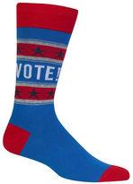 Hot Sox Vote Crew Socks