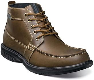 Nunn Bush Marley St. Moc Toe Boot